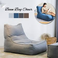 Large Bean Bag Chair Lounger Highback Comfortable Adult Gaming Sofa  Slipcover Large Bean Bag In/Outdoor Garden Beanbag XXXL Waterproof Gaming  Bed ... Jaxx Nimbus Large Spandex Bean Bag Gaming Chair The Best Chairs For Your Rec Room Dorm Covgamer Recliner Beanbag Garden Seat Cover For Outdoor And Indoor Water Weather Resistantfilling Not Included Oversized Solid Green Kids Adults Sofas Couches By Lovesac Shack Bing Comfortable Sofa Giant Bean Bag Chairs Chair Furry Wekapo Stuffed Animal Storage 38 Extra Child 48 Quality Ykk Zipper Premium Cotton Canvas Grey Fur Luxury Living Couchback Rest Sit Beds Buy Lazy Bedliving Elegant Huge Details About Yuppielife Couch Lounger
