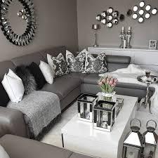 schwarz weiß und grau wohnzimmer design alle dekoration