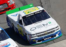 100 Nascar Camping World Truck OEM2 Powered By TruNorth Hits The Track For The NASCAR