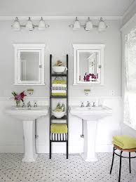 Gray And Yellow Bathroom Decor Ideas by Gray And Yellow Bathroom Cottage Bathroom Bhg
