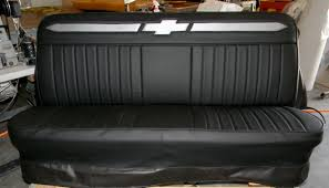 67 72 Bow Tie Truck Seat Covers / Rick's Custom Upholstery Bench Chevy Truck Seat Soappculture Com Fantastic Photos Upholstery Outdoor Fniture Buffalo Hide Car Summer Leather Cushion Reupholstering The Youtube How To Recover Refinish Repair A Ford Mustang Amazoncom A25 Toyota Pickup Front Solid Charcoal 1956 Reupholstered Part 1 Kit Replacement For And Seats Carpet Headliners Door Panels To Clean Suede It Still Runs Your Ultimate Older Auto Interior Customizing Shops Best Accsories Home 2017 01966 Chevroletgmc Standard Cab U104