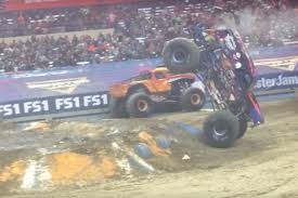 Video: Watch This Monster Truck Do Handstands Image - 1 Monster Jam Hits Salinas Kion Truck Easily Runs Over Pile Of Junk Cars Bigfoot Stock Video Game Mud Challenge With Hot Wheels Truck Warning Drivers Ahead Trucks Visit Thornton Public The Maitland Mercury Video Raminator Monster Revs Up Crowd At Bob Brady Auto Crush It Nintendo Switch Games Destruction Police 3d For Kids Educational Destroyer Children Running Ripping Redcat Racings Landslide Xte Dennis Anderson Recovering After Scary Crash In The Grave Digger