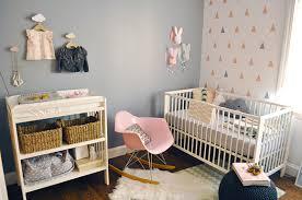 chambre bébé retro une chambre bebe en gris pastel chiara stella home