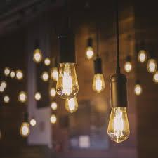 top led edison light bulbs 4w st64 warm colour 2300k pack