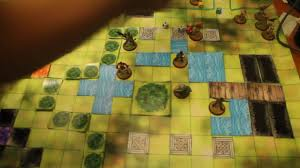 6 dollar grid map for dungeons and dragons 4e and d d next youtube