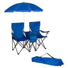 Trademark Innovation Double Folding Camp And Beach Chair With ... Cheap Double Beach Chair With Cooler Find Folding Camp And With Removable Umbrella Oztrail Big Boy Camping Black Buy Online Futuramacoza Pnic W Table Fold Fan Back The 25 Best Chairs 2019 Choice Products Bag Bestchoiceproducts Portable Fniture Astonishing Costco For Mesmerizing Home Wumbrella Up Outdoor Set Chairumbrellatable Blue
