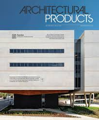 100 Travertine Facade Architectural Products JanuaryFebruary 2019 By