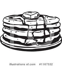 Image result for bacon and eggs clipart black and white