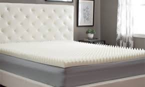 Toddler Bed Mattress Topper by The Best Way To Clean A Memory Foam Mattress Topper Overstock Com