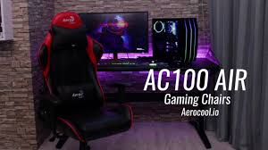 AC100AIR Gaming Chair - AeroCool Ace Bayou X Rocker 5127401 Nordic Gaming Performance Waleaf Chair Best In 2019 Ergonomics Comfort Durability Chair Curve Xbox Ps Whitehall Bristol Gumtree Those Ugly Racingstyle Chairs Are So Dang Merax Office High Back Computer Desk Adjustable Swivel Folding Racing With Lumbar Support And Headrest Ac Adapter For Game 51231 Power Supply Cord Charger Ranger Series White Akracing Masters Pro Luxury Xl Akprowt Ac220 Air Rgb