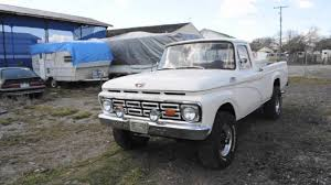 1963 FORD F250 - YouTube 1963 Ford F100 Youtube For Sale On Classiccarscom Hot Rod Network Stock Step Side Pickup Ideas Pinterest F250 Truck 488cube Blown Ford Truck Street Machine To 1965 Feature 44 Classic Rollections Classics Autotrader