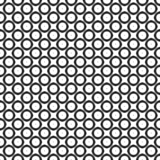 Click To Get The Codes For This Image Black And White Circles Dots Pattern