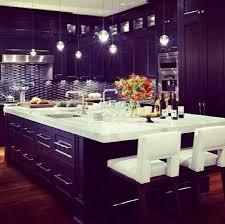 Gorgeous Purple Kitchens 17 Best Ideas About Kitchen Decor On Pinterest