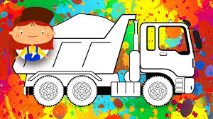 Coloring Pages. Let's Color A Dump Truck. - YouTube Trucks For Kids Dump Truck Surprise Eggs Learn Fruits Video Coloring Pages Lets Color A Dump Truck Youtube Worlds Best Sounding Looking Scania Garbage Youtube Blue Dumping Dumpster Rule Watch Garbage Eat An Entire Car Cnn Safety Tips Number Counting Count 1 To 10