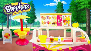 Shopkins Series 3 Scoops Ice Cream Truck From Moose Toys - YouTube Licks Ice Cream Truck Takes Up Post In Brentwood Eater Austin Chomp Whats Da Scoop Shopkins Scoops Playset Flair Leisure Products 56035 New Exclusive Cooler Bags Food Fair Season 3 Very Hard To Jual Mainan Original Asli Helados In Box Glitter Moose Toys And Accsories Play Doh Surprise