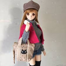 Puppy52 On Mirai Suenaga Others Smart Doll Dolls Kawaii Doll