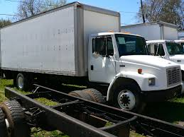 Used Freightliner Box Trucks For Sale, Beverage Truck For Sale ...