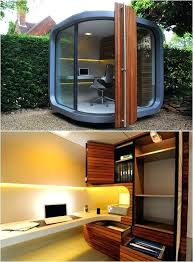 Cool Garden Shed Its Like The Modern Mans Bolt Hole No Longer A Outdoor