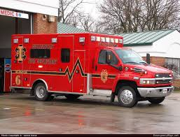 Chevrolet Kodiak Ambulance Indianapolis Fire Department Emergency ...