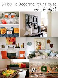 Home Decor On A Budget