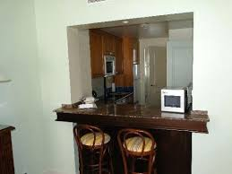 Well Known Kitchen Window To Living Room Open Between And BY47