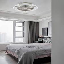 unsichtbares fan licht einstellbar led deckenventilator mit