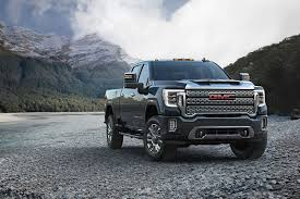 100 Gmc Trucks 2020 GMC Sierra HD Boasts WorldClass Trailering Tech Digital Trends