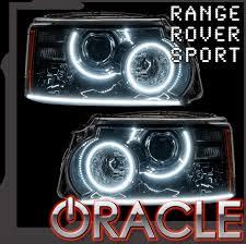 2010 2013 Land Rover Range Rover Sport LED Headlight Halo Kit by