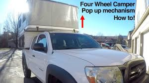 Four Wheel Camper Build: How To Make A Roof Lifting. DIY Pop-up ... This Popup Camper Transforms Any Truck Into A Tiny Mobile Home In Our Twoyear Journey Choosing Lifewetravel 1996 Shadow Cruiser 7 Slide Pop Up Truck Camper Youtube Amazoncom New 164 Hitch Tow Series 8 Green 2015 Ford F150 Streamlined Pickup Features Lweight Composite Design Colorful Phoenix Campers Carbon Fiber Popup Might Be Lightest Out There Wedge Assorted Oddities Tacoma World The Lweight Ptop Revolution Gearjunkie Used Blowout Sale Dont Wait Bullyan Rvs Blog Solid Wall Versus Alaskan