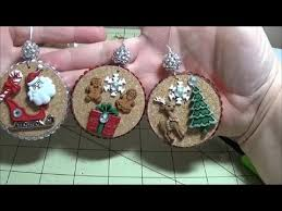 DIYGorgeous Rustic Story Ornaments For Your Christmas Tree