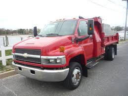 100 Chevy Dump Trucks USED 2003 CHEVROLET C5500 DUMP TRUCK FOR SALE IN IN NEW JERSEY 11162