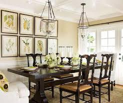 Elegant Farmhouse Dining Room Design