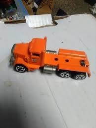 100 Orange Truck Shop 1979 HOT WHEELS TRUCK ORANGE GOOD CONDITION HOOD HOBBI3Z Hobby