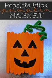 Spookley The Square Pumpkin Book Read Aloud by Popsicle Stick Scarecrow Scarecrows Easy And Craft