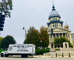 Movers In Springfield, IL | TWO MEN AND A TRUCK
