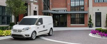 100 Small Utility Trucks 2018 Ram ProMaster City Efficient Cargo Van