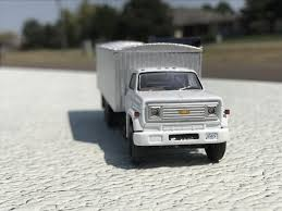 100 Toy Grain Trucks Scale Neo Chevy C Truck ARDIAFM