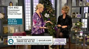 Qvc Christmas Trees Uk by Alison Keenan Qvc Uk Tights 241012 Youtube