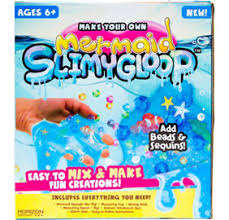 Mermaid Slime Kit 7pc