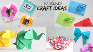 5 Easy Handmade Craft Ideas