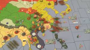 Massive Axis Allies 1939 Board Game