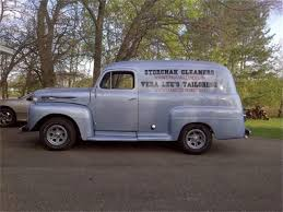 1950 Ford Panel Truck For Sale | ClassicCars.com | CC-1117468 1950 Chevrolet 3100 Classic Cars For Sale Michigan Muscle Old Chevy Panel Trucks A Gmc Truck And 5 Sale 59421 Hemmings Motor News Chevy 1947 1948 1949 1952 1953 1954 1955 1950s Trucks Vehicle Customization Solidwheelcom 1951 Chevroelt Panel Youtube Ertl 1940 Ford Truck Banks W Original Box Mint Home Farm Fresh Garage For Van
