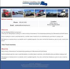 Nelson Leasing Competitors, Revenue And Employees - Owler Company ... Used Semi Trucks Trailers For Sale Tractor Truck Paper Volvo 2007 Papers And Forms Intertional Dump Wwwtopsimagescom All About Kenworth T600 214 Listings Truckpaper Sales Il 62650 Byers Auctiontime Opens To Sellers Ahead Of Huge Endofyear Inventyforsale Best Of Pa Inc Mountain Lgmont Image Vrimageco Purchase Orders Invoices Related Documents For Equipment