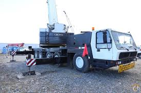 100 Bangor Truck Equipment 1998 GROVE GMK5175 Crane For Sale In Maine On CraneNetworkcom