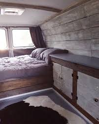 16 Amazing Camper Van Interior Design Ideas