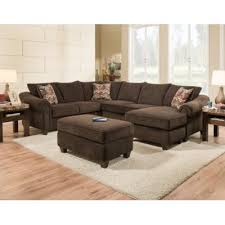 American Furniture Manufacturing Sectionals Dynasty Godiva 2800