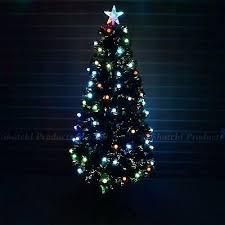 Unusual 3 Ft Fiber Optic Christmas Trees Foot B2269499