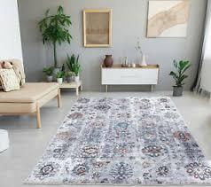 200 x 300 cm wohnraum teppiche im vintage retro stil fürs
