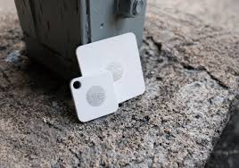 tile mate is a smaller more refined bluetooth tracker