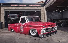 1964 1965 1966 Chevy Chevrolet C10 Pickup Truck, Slammed, Fauxtina ...